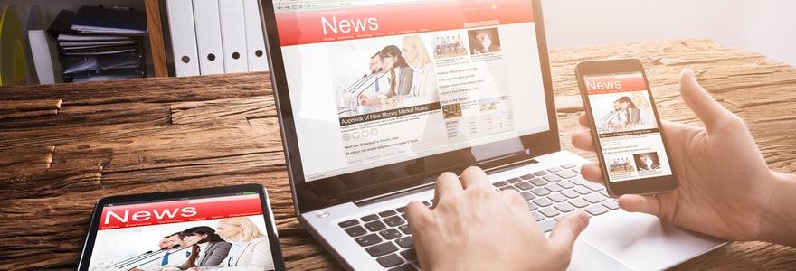 Agence de confiance pour créer son site internet à Paris